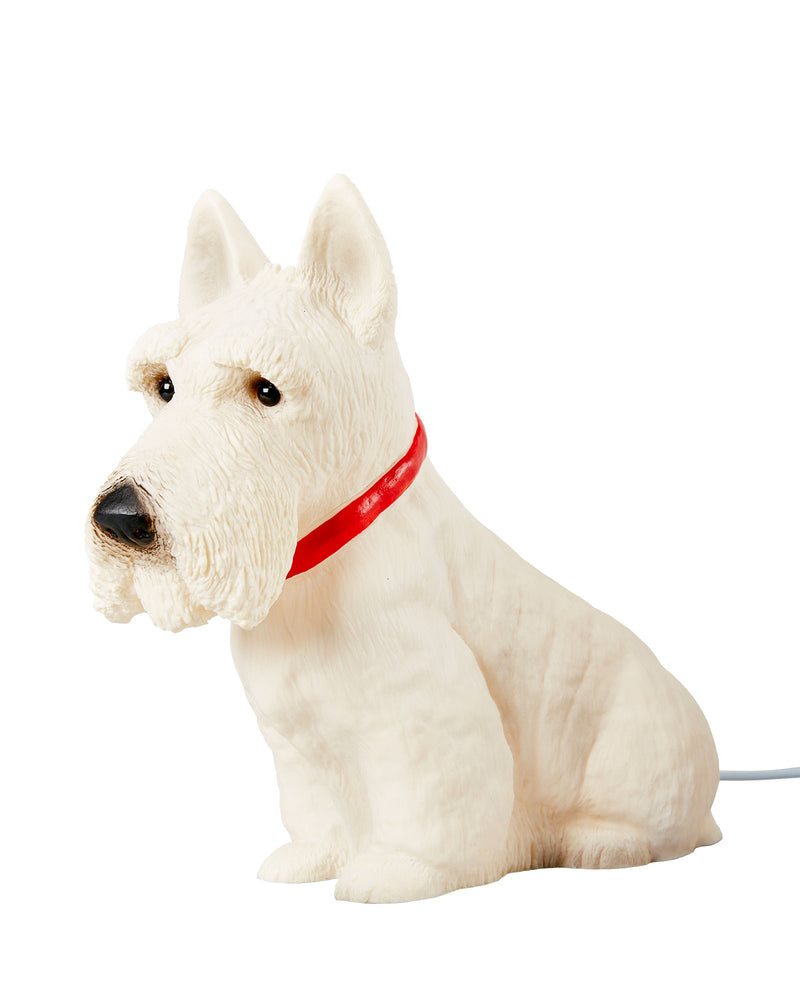 Scotty Dog Lamp