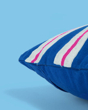 Corazon Cushion, Blue