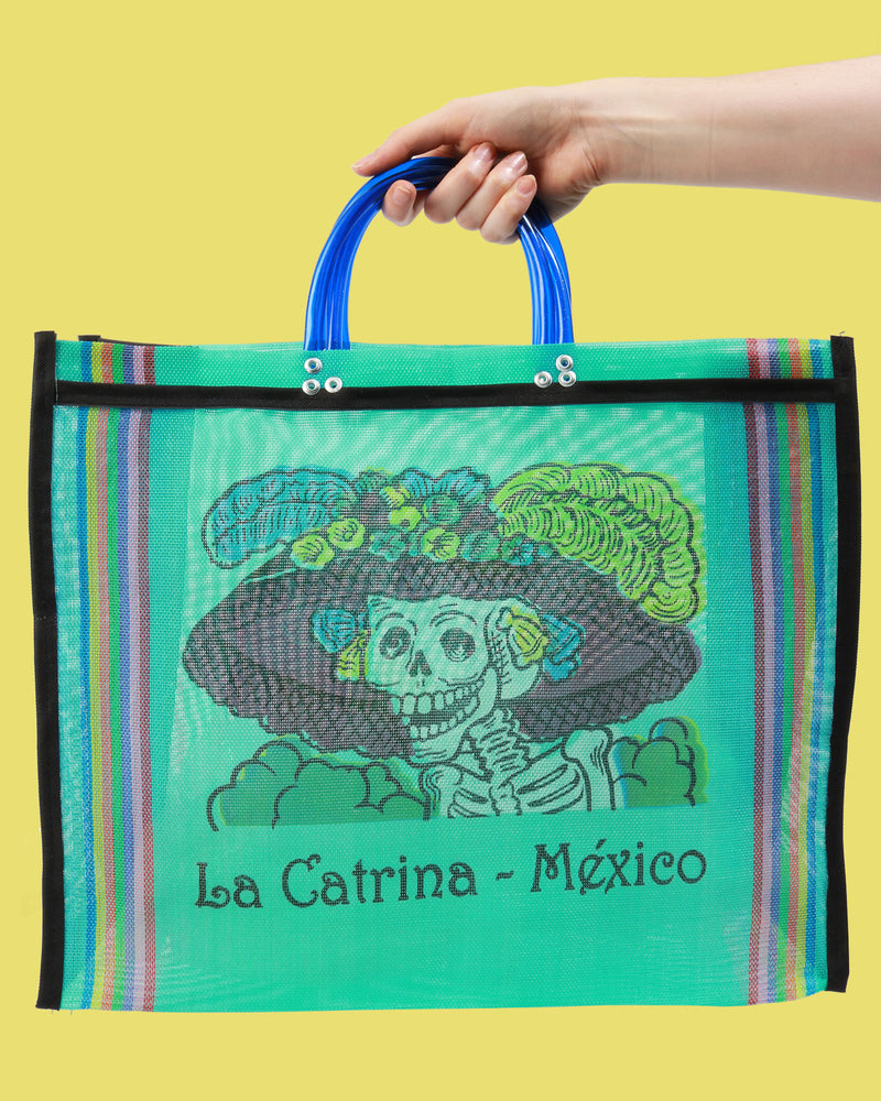 Kitsch Kitchen Day of the Dead Bag