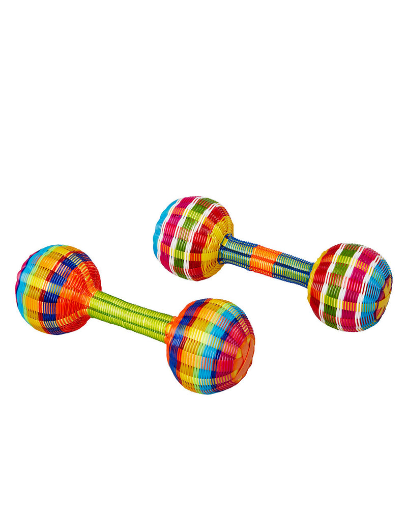 Load image into Gallery viewer, Handwoven Rattle, Multi