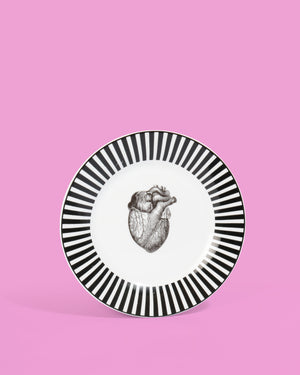 Load image into Gallery viewer, Vintage Heart Plate