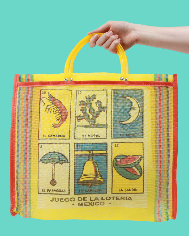 Kitsch Kitchen Loteria Bag