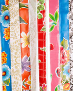 Mexican Oilcloth Door Curtain
