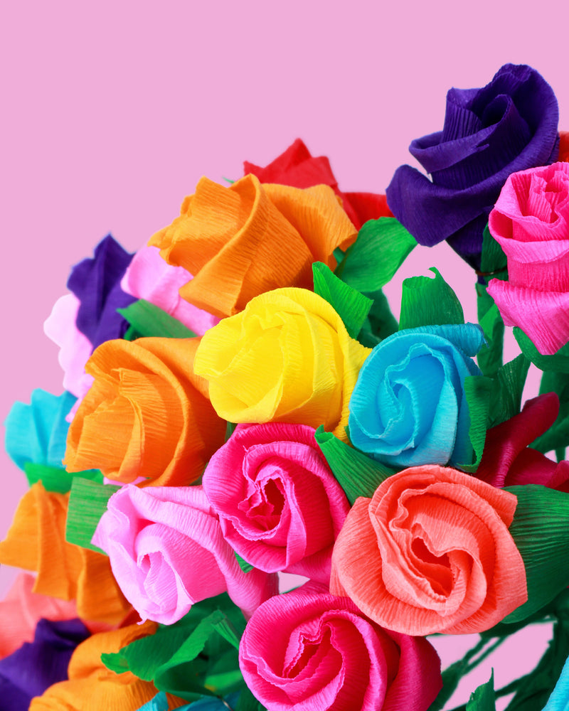 Load image into Gallery viewer, Paper Flower Bouquet