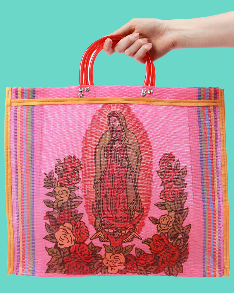 Kitsch Kitchen Virgin de Guadalupe Bag