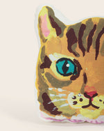 Nathalie Lété Cat Cushion