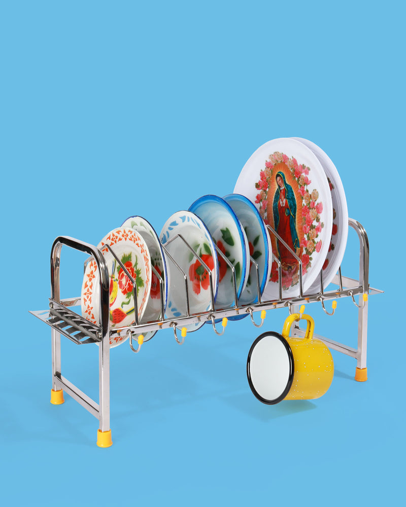 Indian Metal Dish Rack