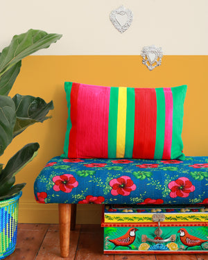 Tulum Stripe Cushion