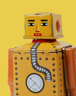 Lilliput Robot Tin Toy, Small