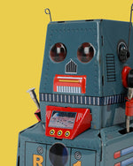 R1 Tank Robot Tin Toy