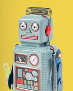 Tenderhead Robot Tin Toy