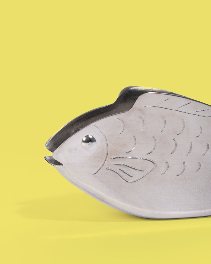 Fish Lemon Slice Press