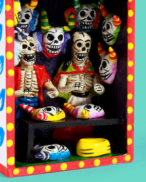 Load image into Gallery viewer, Mask Shop Retablo