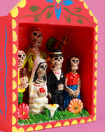 Small Wedding Retablo
