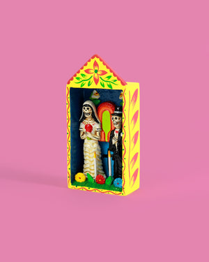 Load image into Gallery viewer, Tall Wedding Retablo