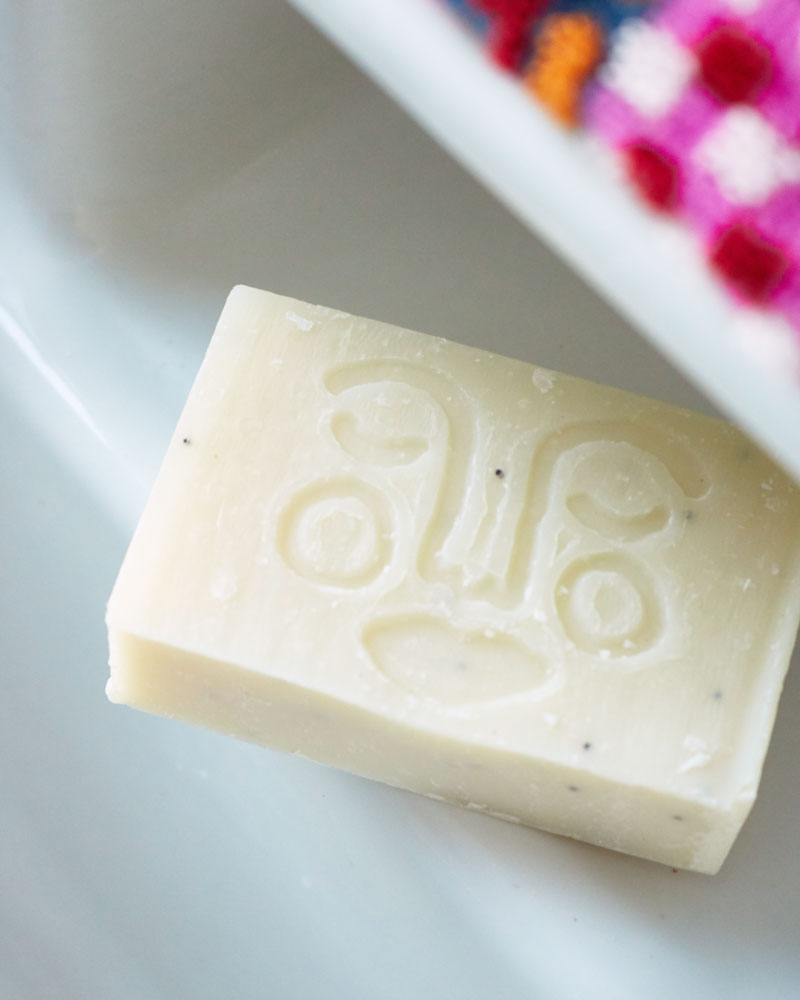 Soothing Shaving Soap Bar
