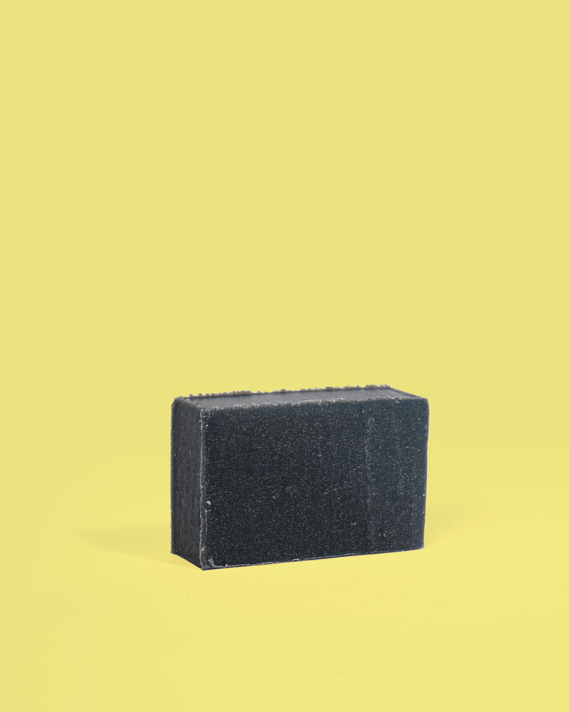 Black Cat Charcoal Soap Bar