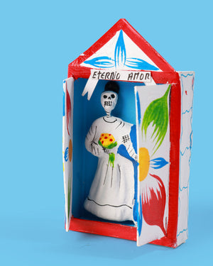 Load image into Gallery viewer, Amor Eterno Matchbox, Bride & Groom