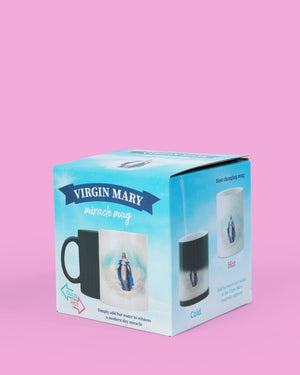 Virgin Mary Miracle Mug