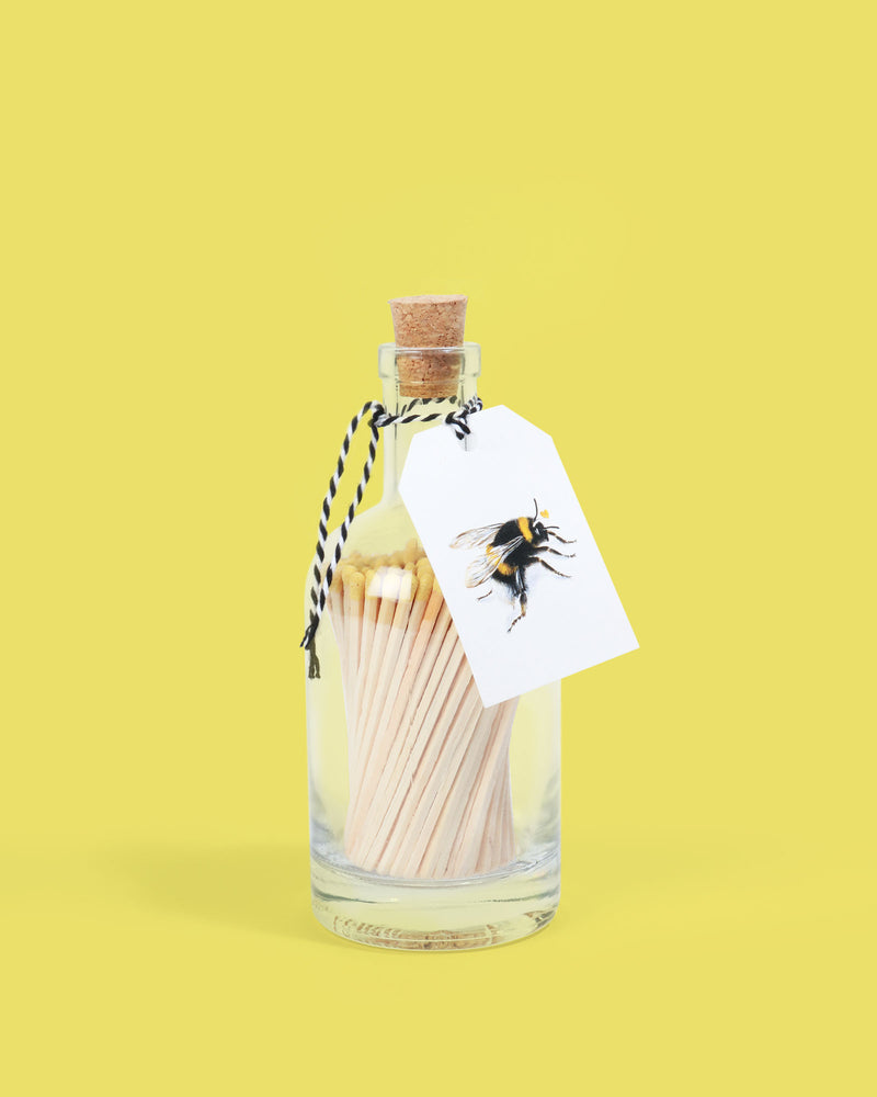 Bee Bottle Matches