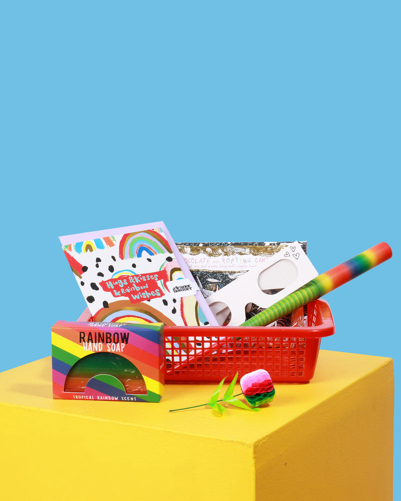 'Love & Rainbows' Surprise Treat Box