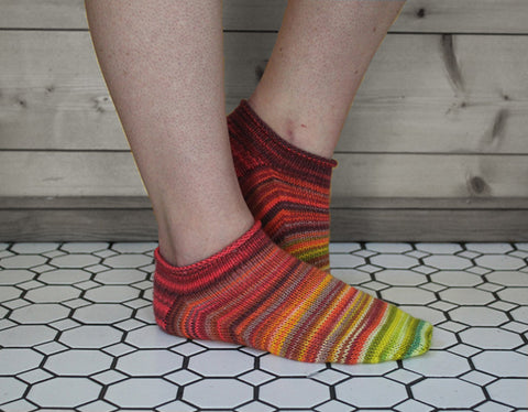 Fibrations socks