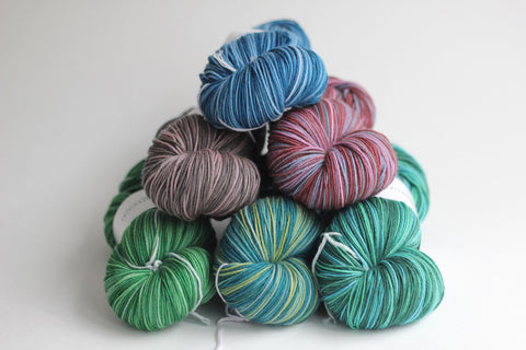 small batch yarns