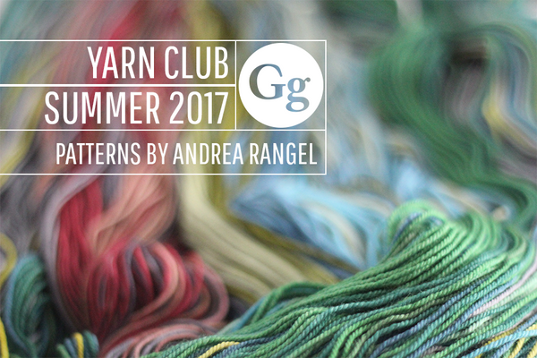 Summer Yarn + Pattern Club