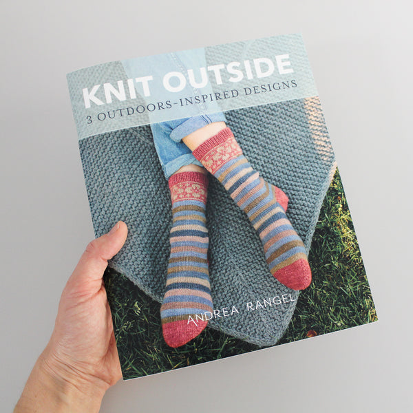 Knit Outside print and ebook from Andrea Rangel