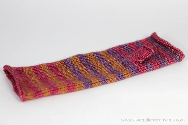 colourway: warm and fuzzy