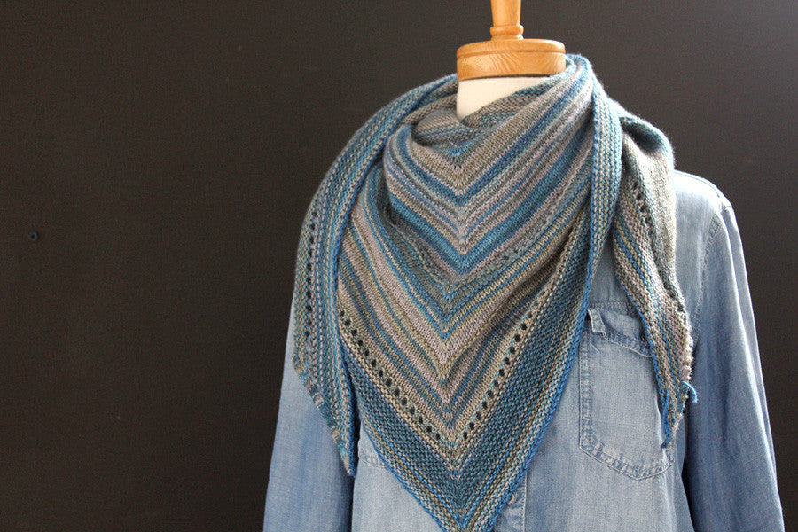 Hydrogen Shawl : April Showers