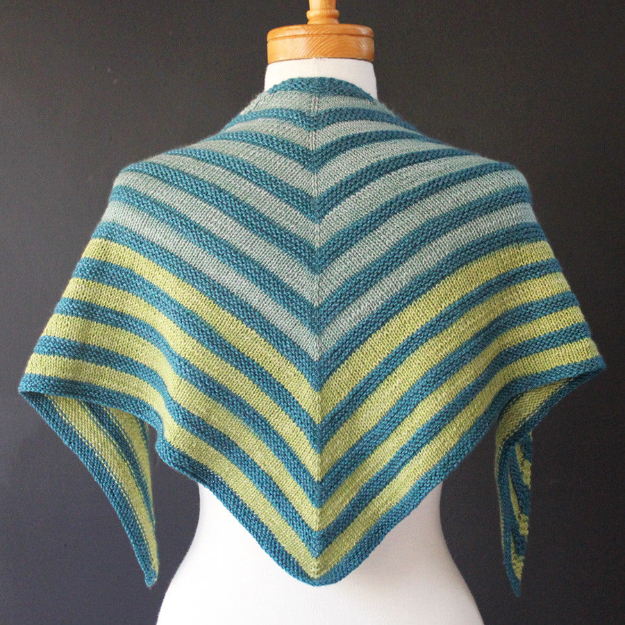 Hydrogen Shawl : Night Market