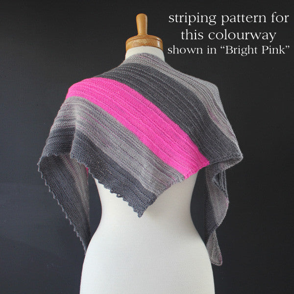 SHAWL : Bright Orange