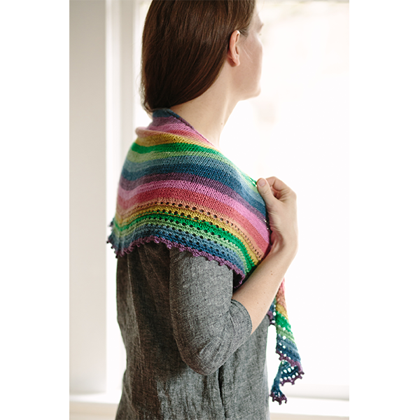 Spindrift Shawl