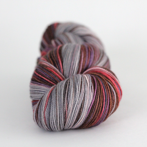 River Rock | Gauge Dye Works self-striping yarn