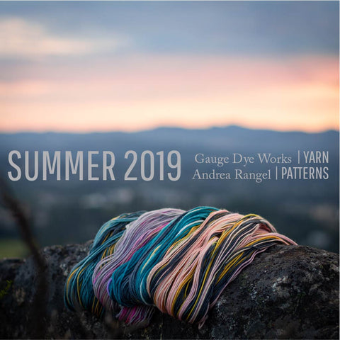 Yarn + Pattern Club : July - Sept 2019