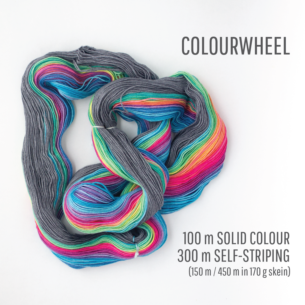 Colour Study: colourwheel