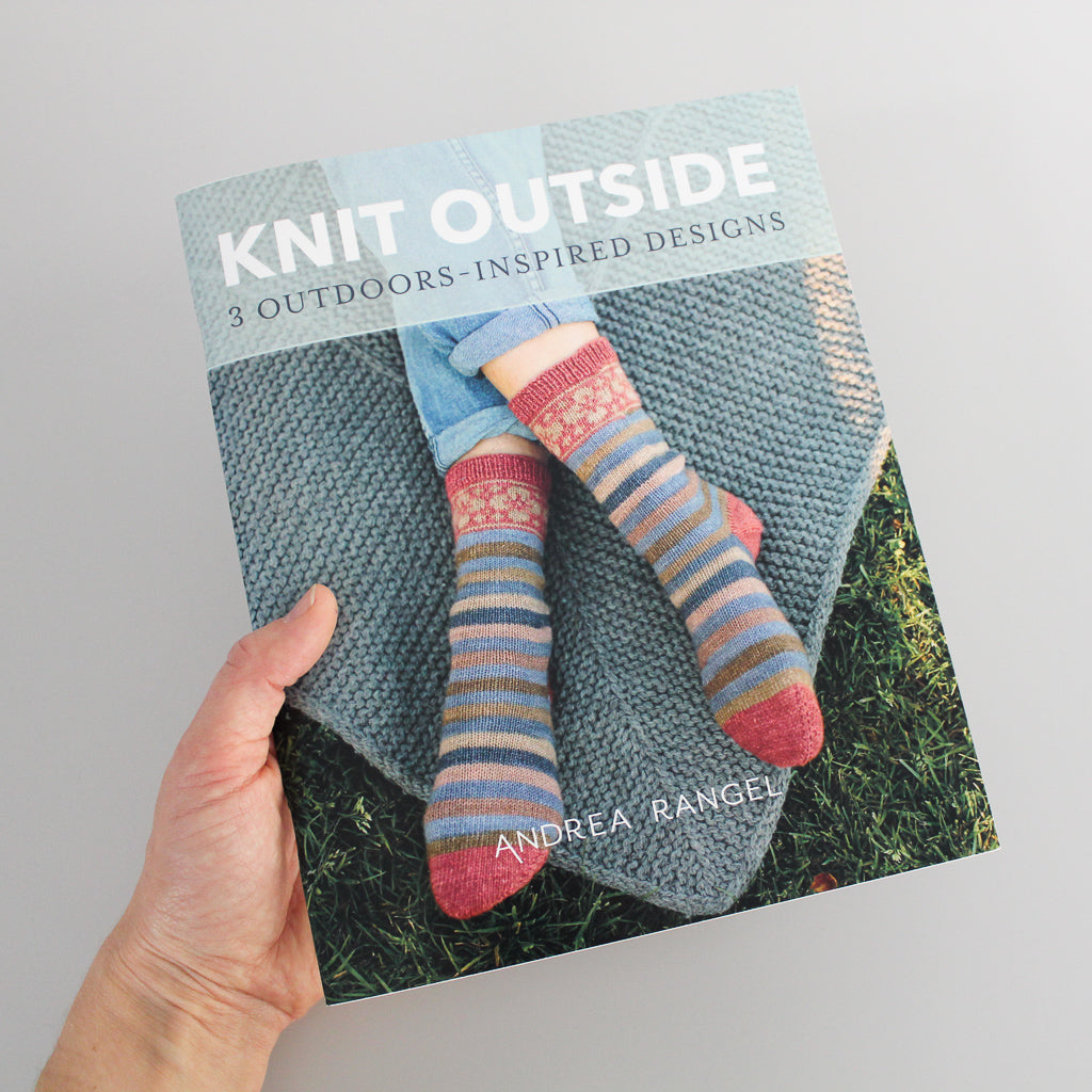 Knit Outside Print and eBook