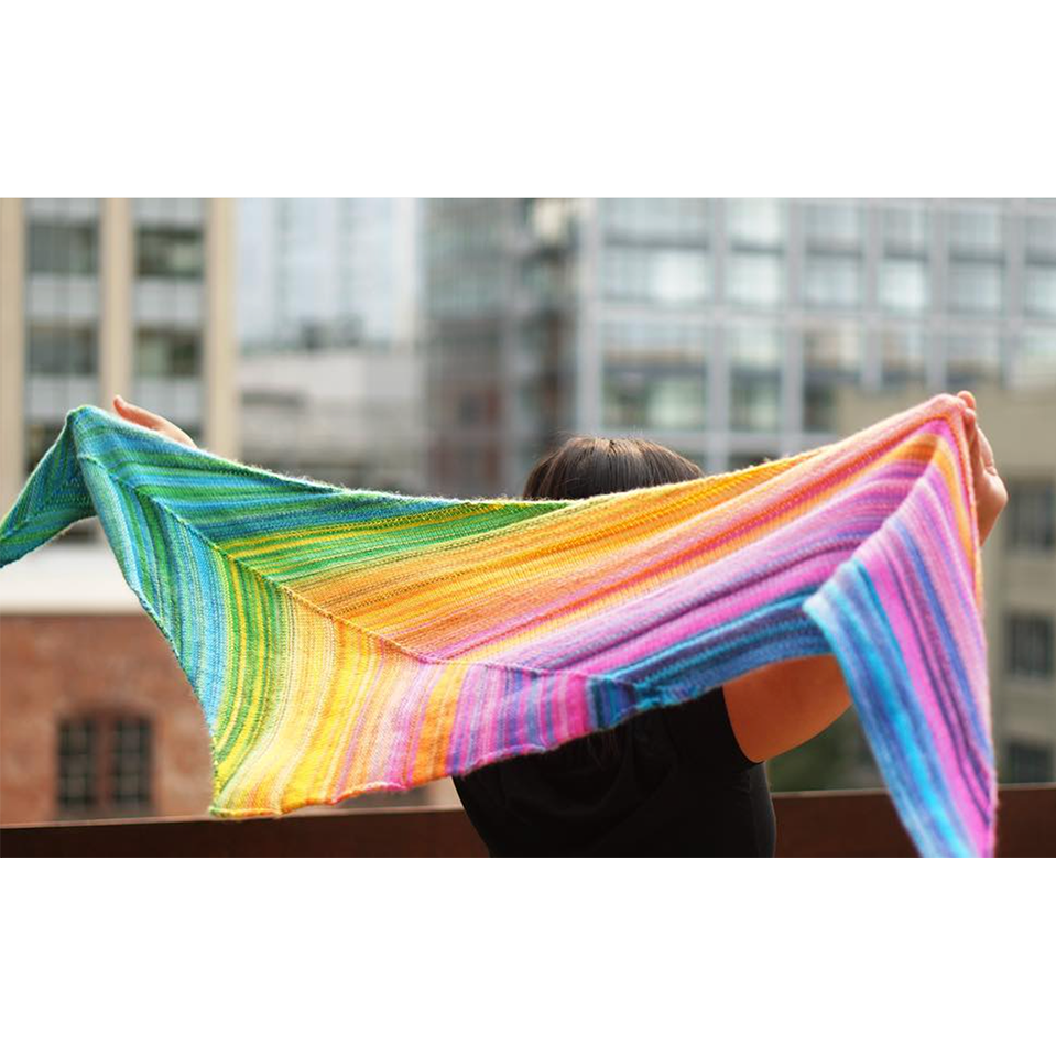 Everyday Shawl in All Together Now