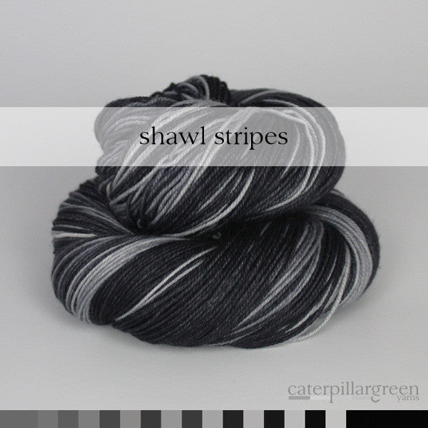 SHAWL : Fade to Black