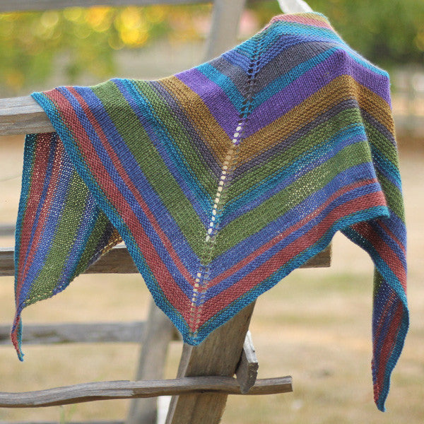 SHAWL : Hillside