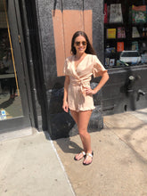 Load image into Gallery viewer, PEACHY DREAM ROMPER
