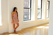 Load image into Gallery viewer, SUNNY SIDE STRIPED DRESS