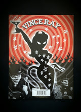 Load image into Gallery viewer, Vince Ray Book 2 Non Stop Rock n Roll Voodoo Action lowbow art book back cover