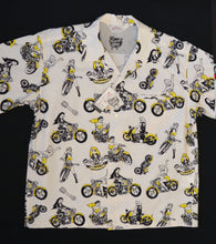 Load image into Gallery viewer, Vince Ray mens shirts by Stars of Hollywood off white