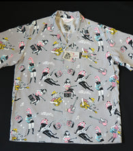 Load image into Gallery viewer, Vince Ray shirts by Star of Hollywood, grey