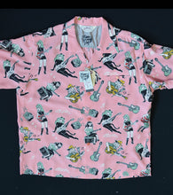 Load image into Gallery viewer, Vince Ray shirts by Stars of Hollywood, pink
