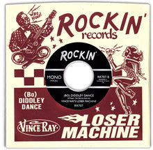 Load image into Gallery viewer, Vince Ray Loser Machine single vinyl record