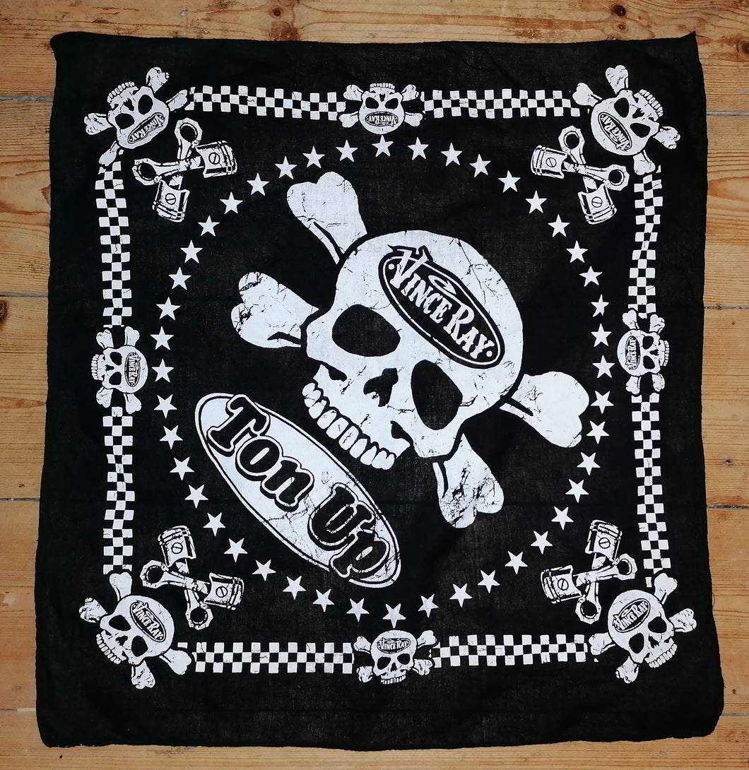 Vince Ray Ton Up Bandana