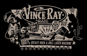 Vince Ray mens T-Shirt